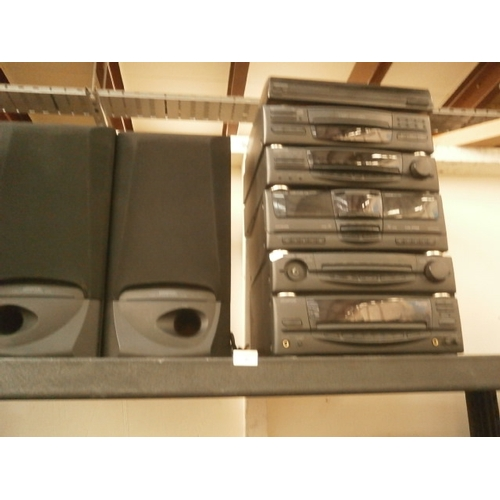 46 - Kenwood Hi-Fi system...