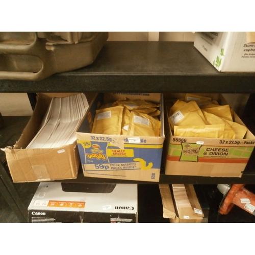 51 - Three boxes of various envelopes...