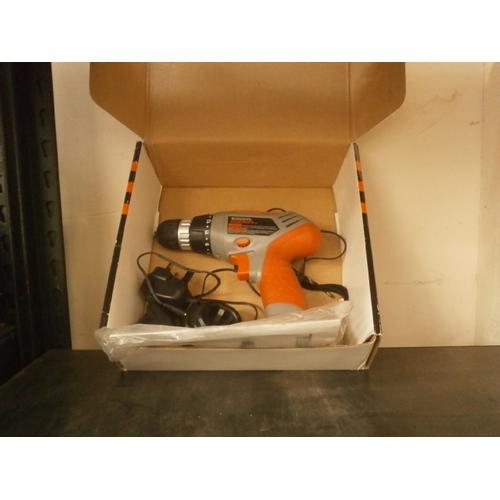 55 - Terratek drill no battery...