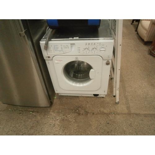 614 - INDESIT washing machine...