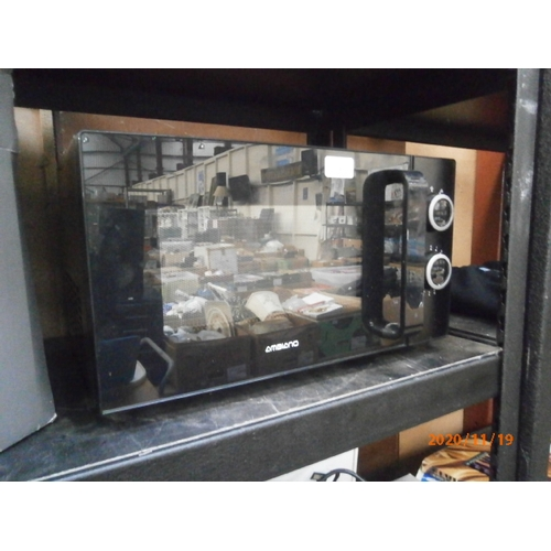 19 - Ambiano microwave in working order...