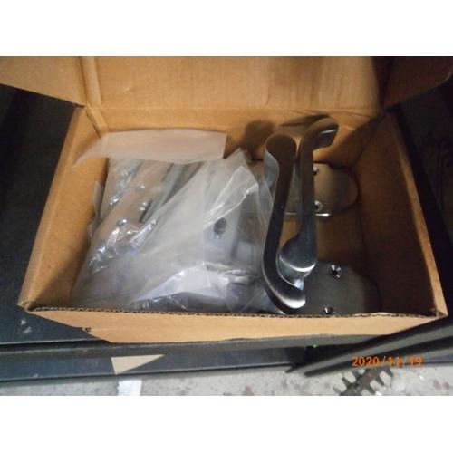 69 - Five new sets of door handles...
