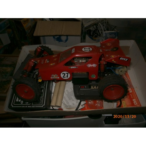 45 - Mardave Meteor radio controlled off road racer...