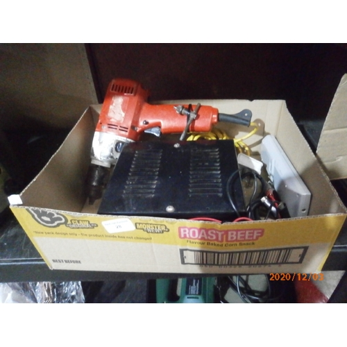 28 - Rolson battery charger & power drill working...