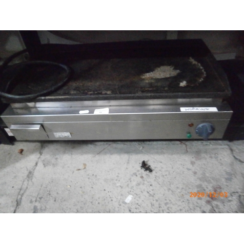 49 - Lincat hot plate working