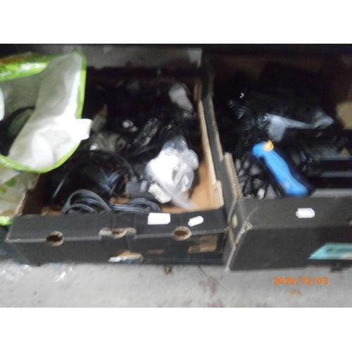 56 - Lot inc 2 laptops, 2 car stereos , headphones , cables etc...
