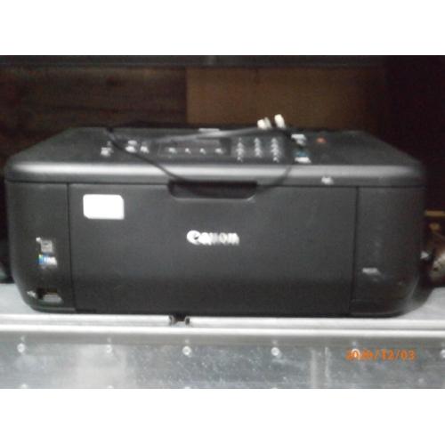 9 - Canon Pixima MX535 printer...