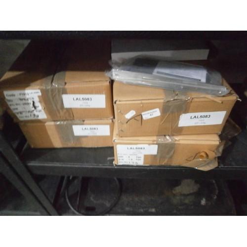 47 - 4 boxes of door locks...