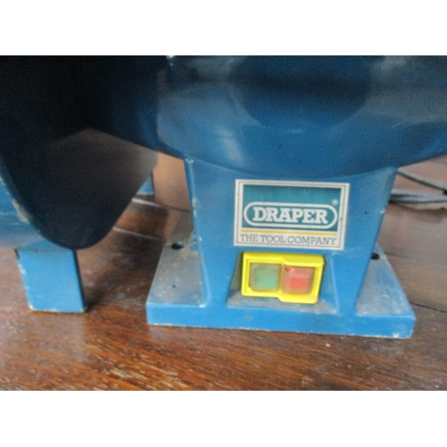1024 - Draper 8.5 inch Hobby table saw in working order...