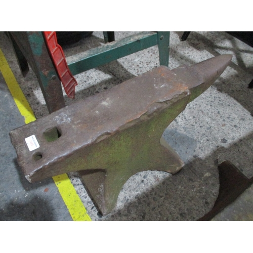 1059 - Anvil, 28.5 inches toe to heel
