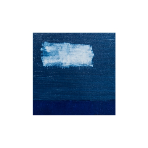 568 - JOHN P. KEARNEY (Irish contemporary), Cloudscape II 2003, acrylic on canvas #44...