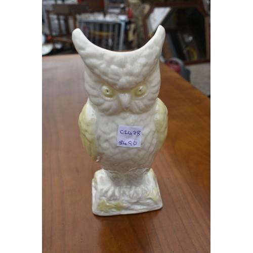 44 - BELLEEK OWL...