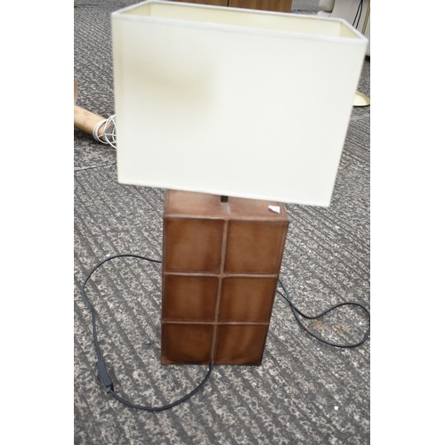 45 - TABLE LAMP...