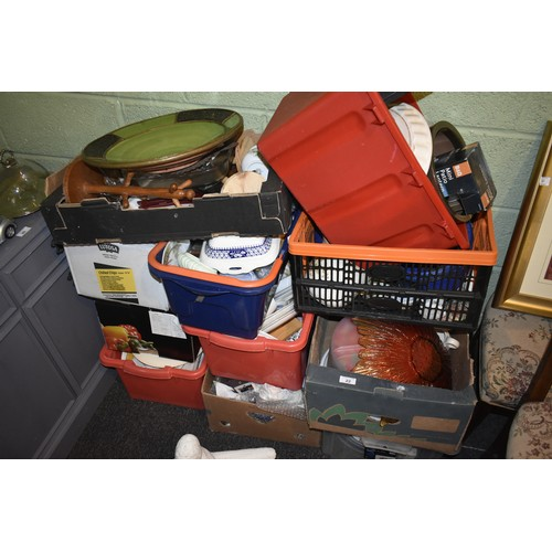 22 - QTY OF ASSORTED  BOX LOTS...