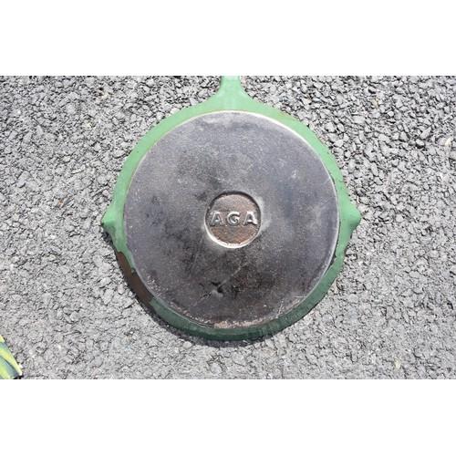 62 - AGA FRYING PAN