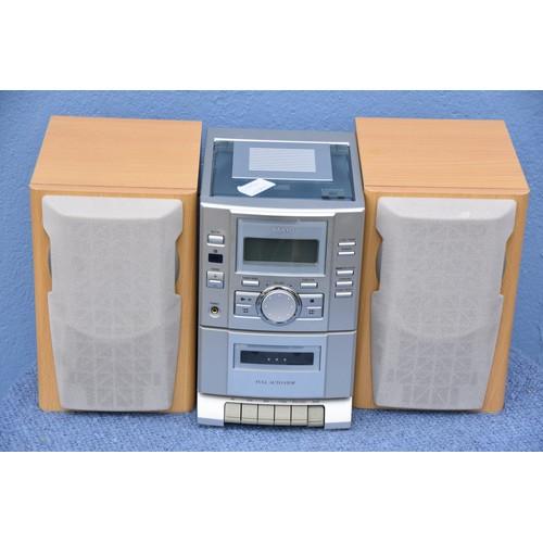 88 - SANYO CD SYSTEM