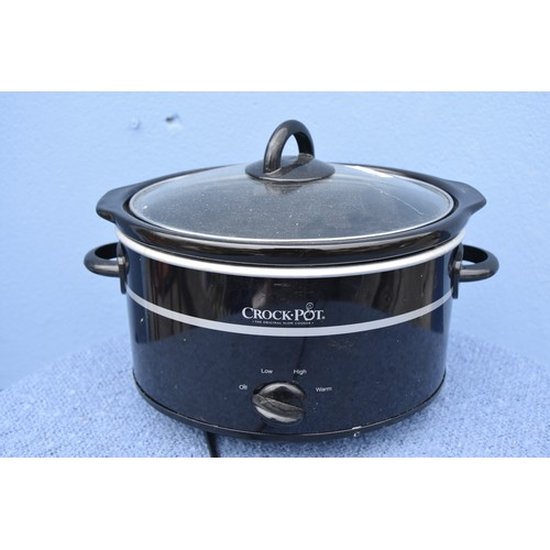 321 - A SLOW COOKER