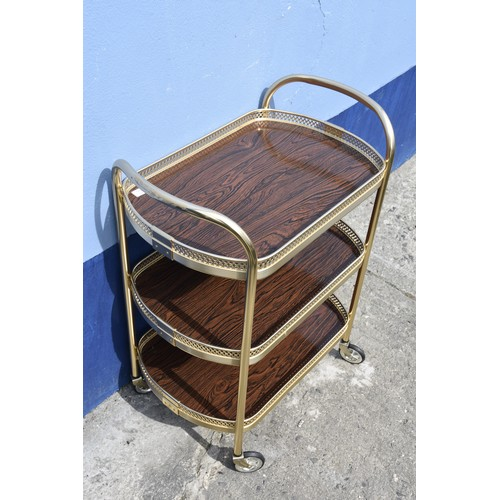 405 - RETRO TIERED TROLLEY