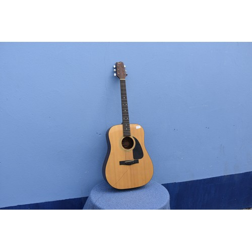 539 - A FENDER MODEL GEMINI II ACCOUSTIC GUITAR