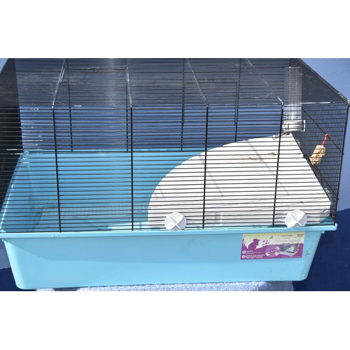 52 - A HAMSTER CAGE