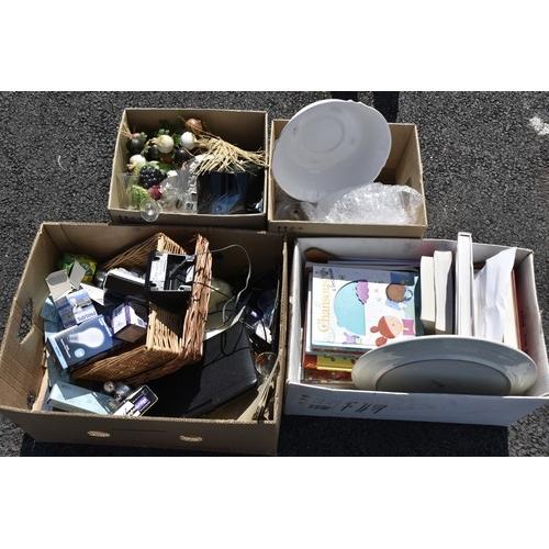 288 - 4 box lots