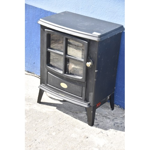 12 - ELECTRIC STOVE LIKE FIRE
