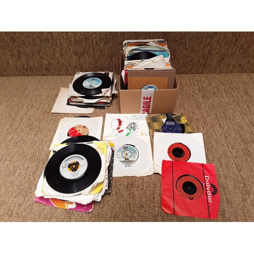 33 - Large collection of 45s...
