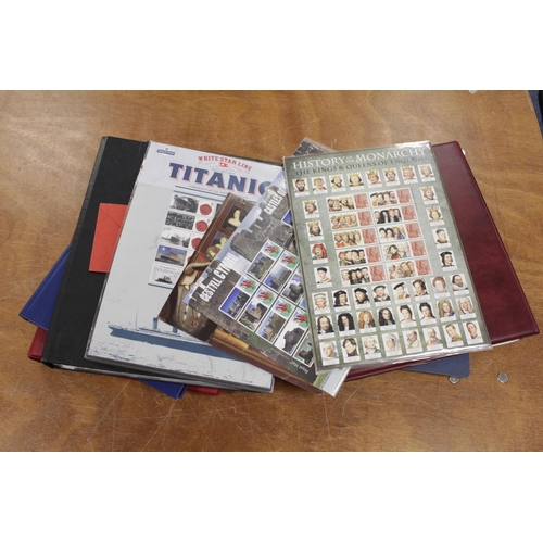 2386 - GB - box of mint & used material with most of the value in 2x SG Volumes c1840 to and of 2004. Some ...