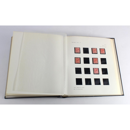 3 - GB - a quality collection of KGVII and KGV definitives, all appear unmounted mint. Far from complete...