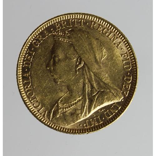 1254 - Sovereign 1897M, GVF...