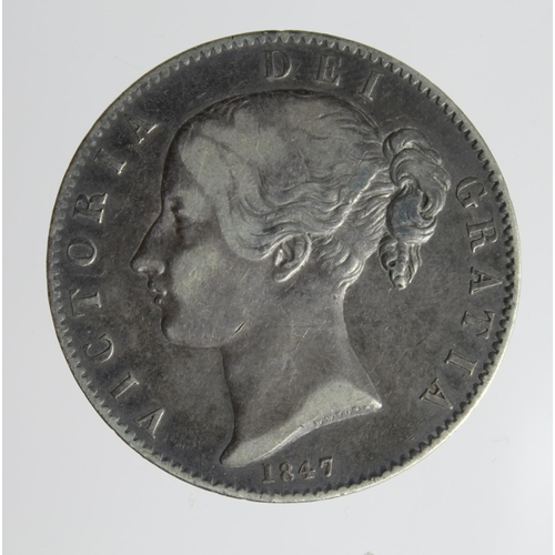 1273 - Crown 1847 XI, GF...