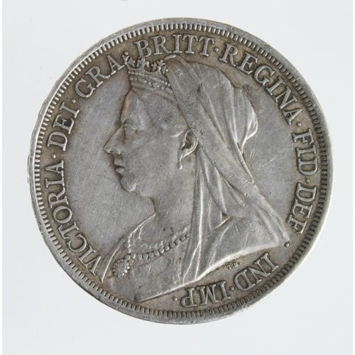 1283 - Crown 1893 LVI GVF...