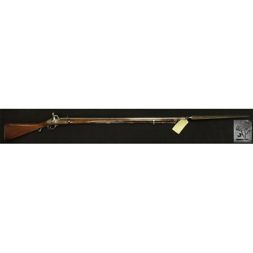 19 - East India Company Percussion Musket with