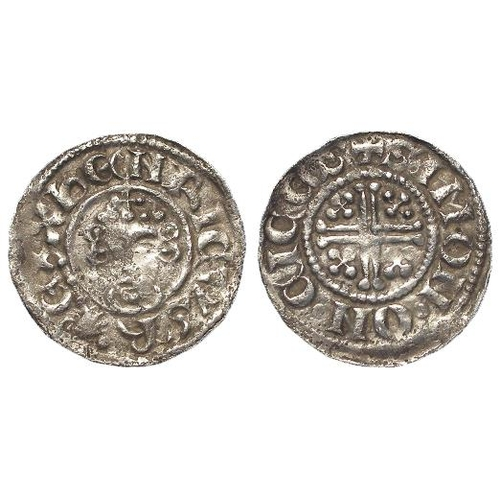 802 - John (1199-1216), Short Cross Penny (in the name of Henry), class 5b2, Chichester: +SIMON.ON.CICES, ...
