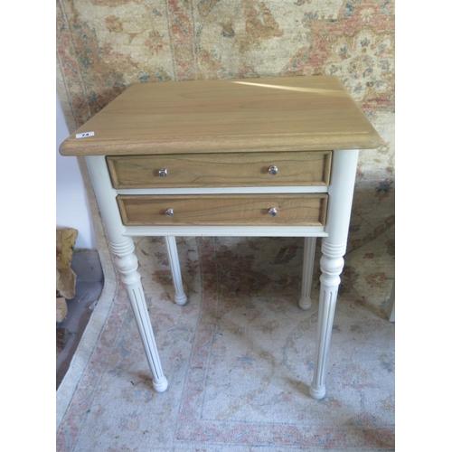 53 - A Bramblecrest Burlington hall table...