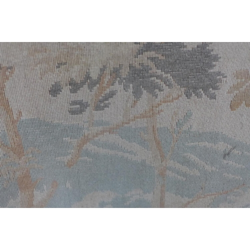 4 - A large machine made tapestry - 145cm x 196cm...