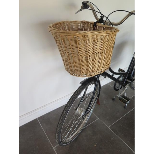 1 - A Velorbis Victoria classic Dutch style bicycle with 20