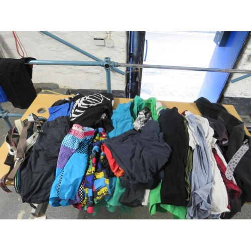 38 - Large bag of childrens clothes