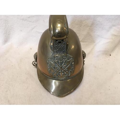 16 - Fireman's Helmet - Merryweather...