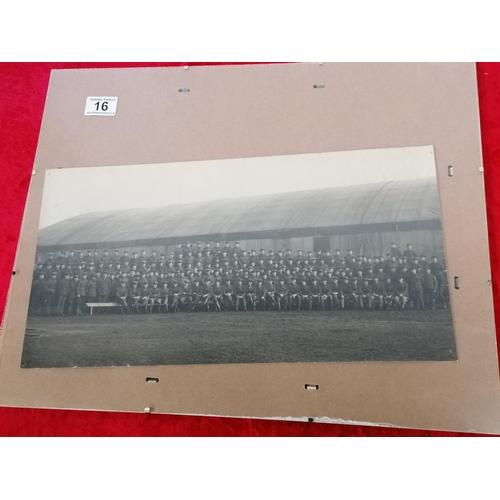16 - WW2 Royal Air Force Group Photograph