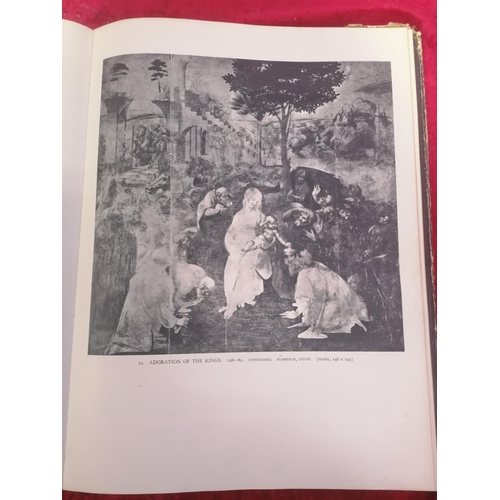 29 - Four classic art books. Some cloth-bound. Including Toulouse Lautrec.