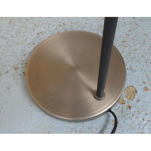 88 - FLOOR LAMP, 1970's Italian inspired design, 150cm H approx.