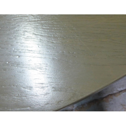 13 - DINING TABLE, contemporary design, 150cm W....