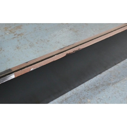 22 - MIRROR, contemporary design, 199cm x 100cm.