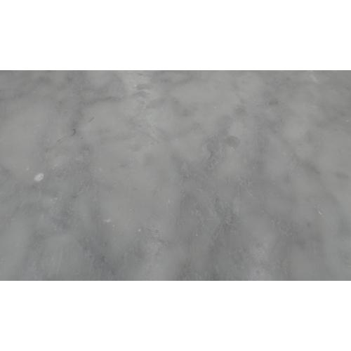 1 - AFTER EERO SAARINEN TULIP STYLE TABLE, marble top, 121.5cm x 72cm H.