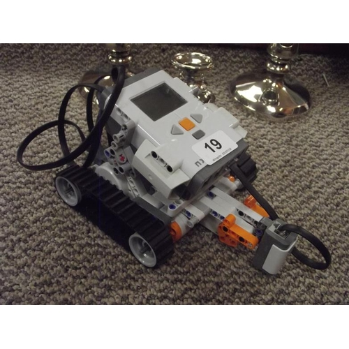Lego Mindstorms NXT kit, test pad 8547