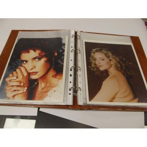 58 - Album of glossy photographs....