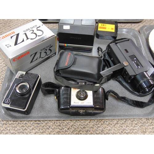 27 - Various cameras....