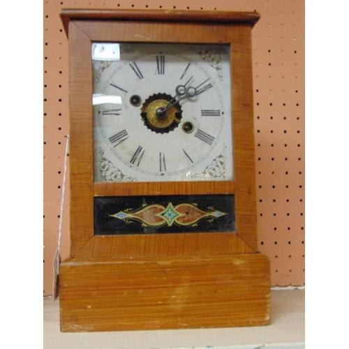55 - Ansonia Clock Co. mantle clock....