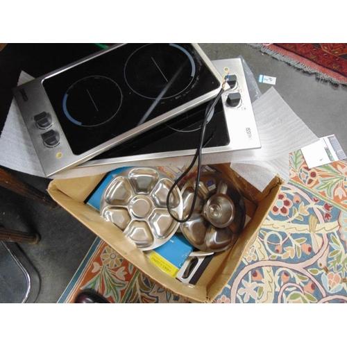 57 - Box of sundry items.